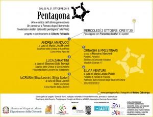 Invito web Pentagona