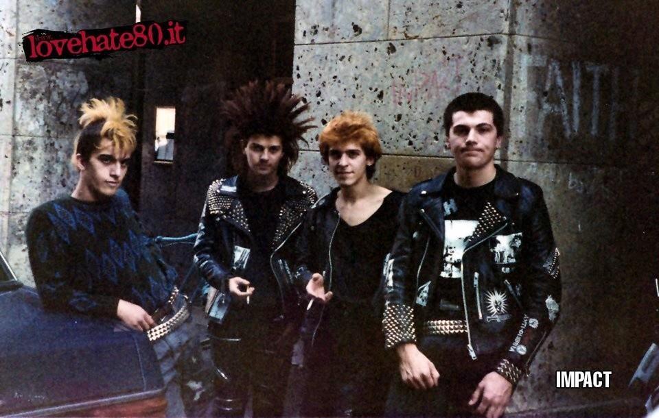impact-punk-band