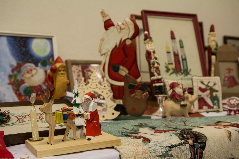 abbastanza Magie di Natale – esposizione di oggetti e ricami natalizi DM38