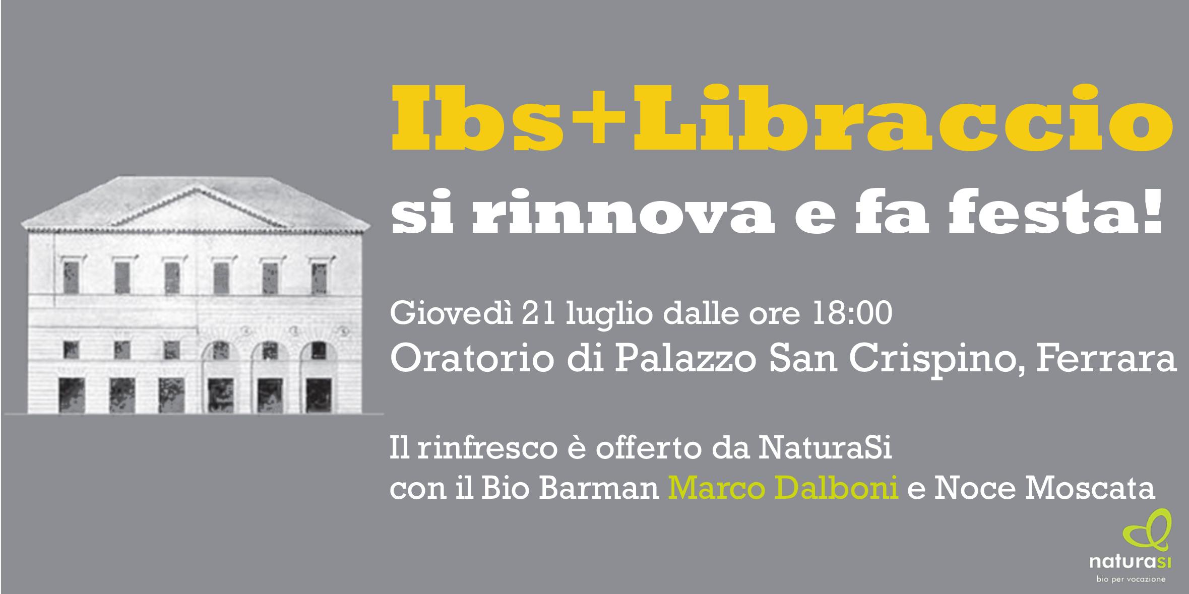 Invito Festa Libraccio