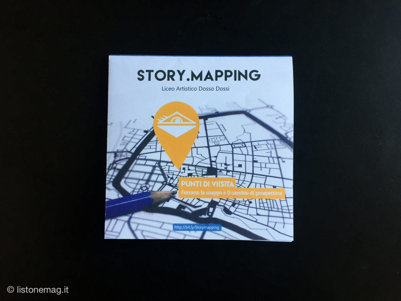Ufficio Turismo A Ferrara : Story.mapping: 5 nuove mappe raccontano ferrara con occhi nuovi