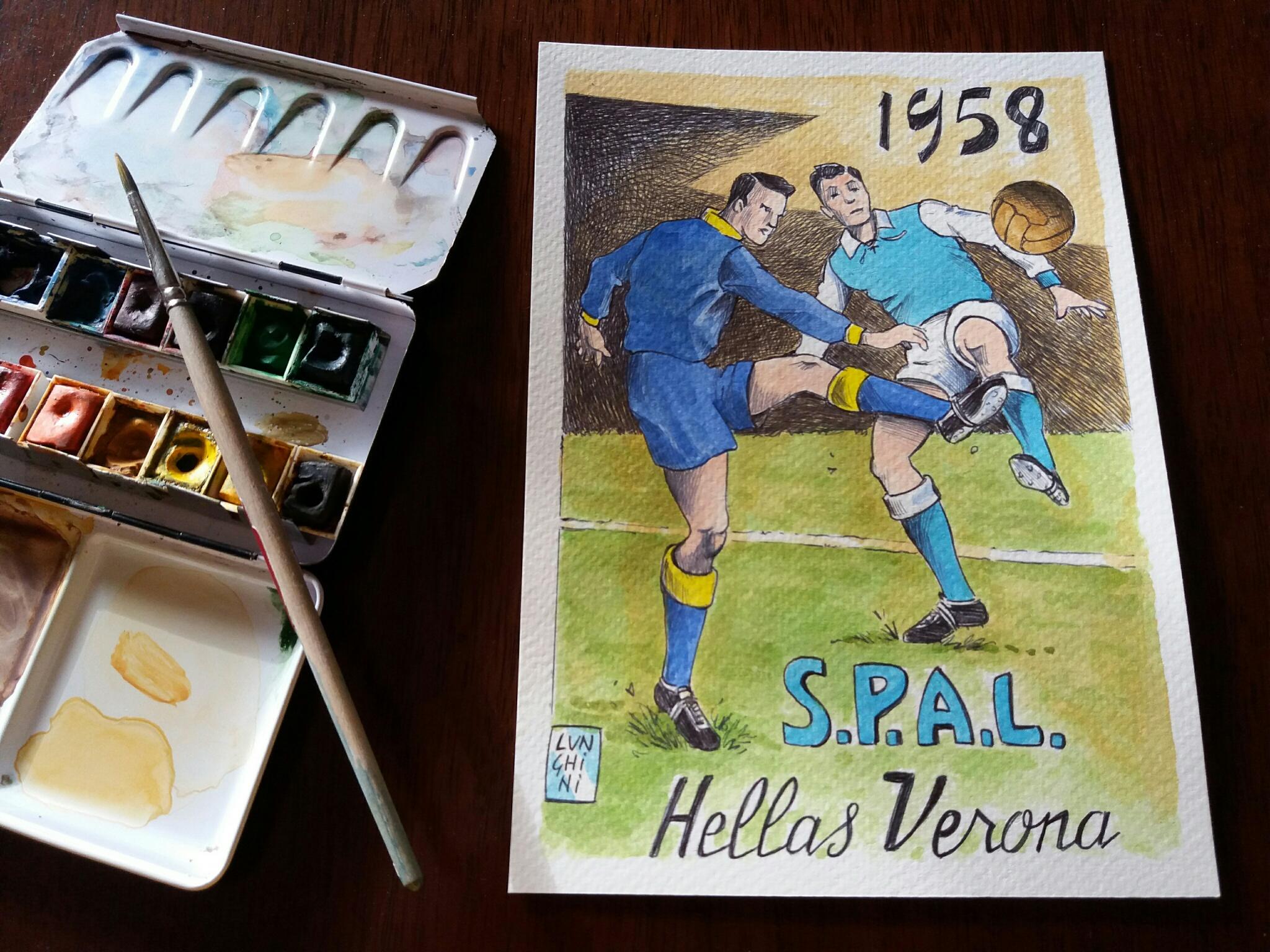 Spal-Verona, le formazioni ufficiali: Borriello sfida Cerci